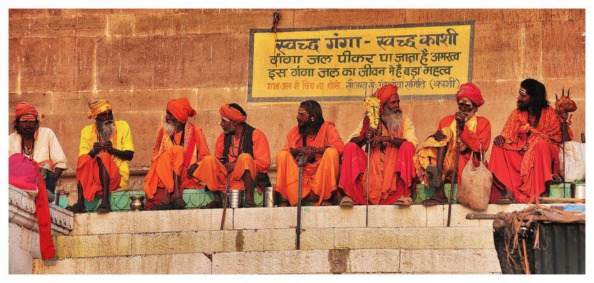 Brahmanen unter sich