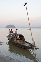 Brahmaputra fishermen