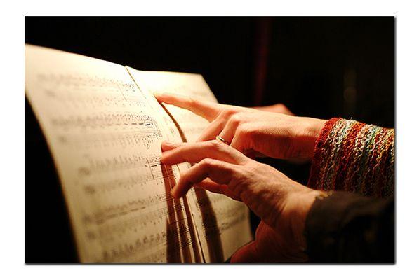 Brahms Walzer , Klavier zu vier Händen