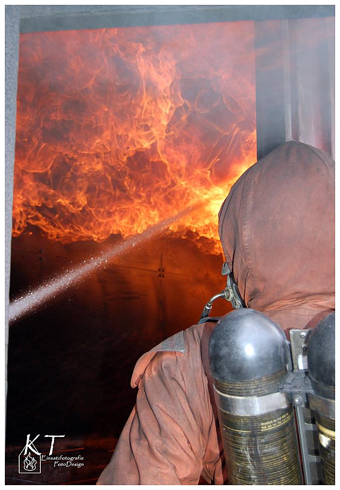 Brandbekämpfung.....
