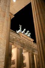 Brandenburger-Tor bei Nacht