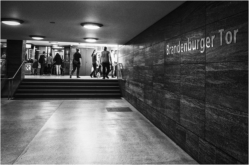 Brandenburger Tor - Berlin 2014