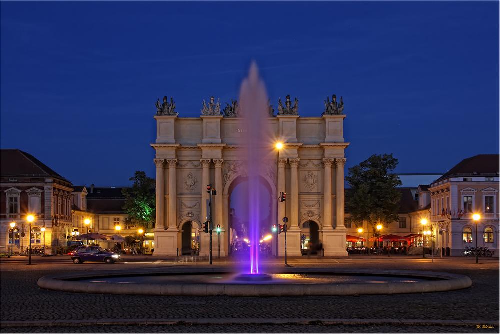 Brandenburger-Tor das 1.