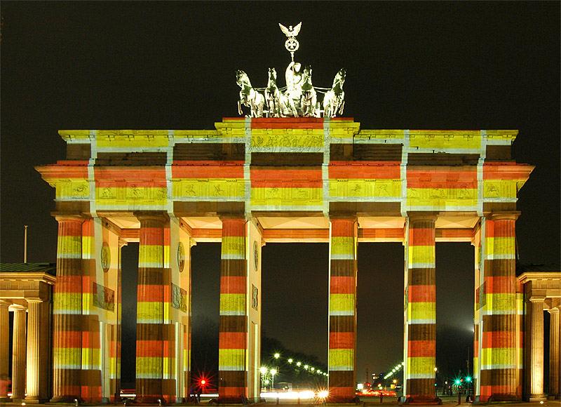 Brandenburger Tor IV