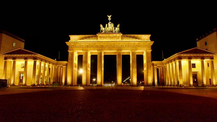 Brandenburger Tor @ nigth