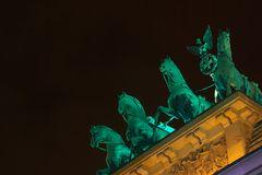 Brandenburger Tor - Quadriga 2010