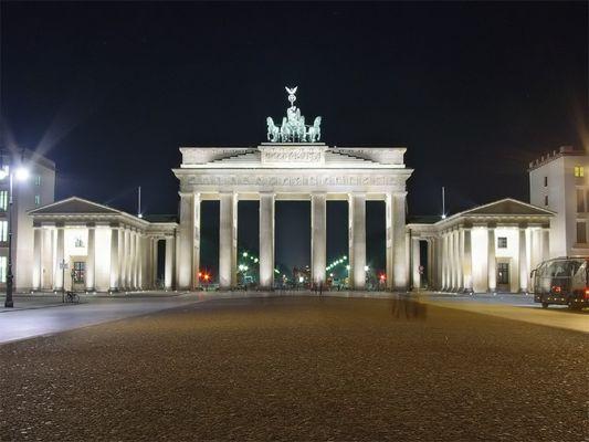 Brandenburger Tor Reloaded
