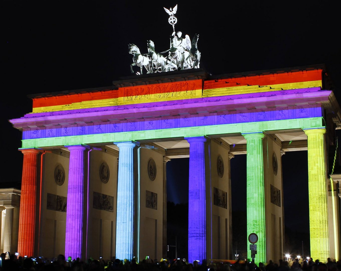 Brandenburgertor , Festival Of Lights