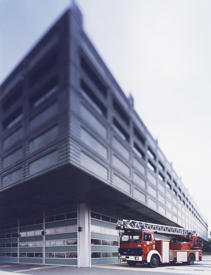 Brandweer Maastricht NL