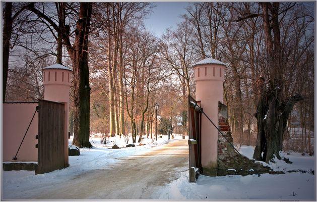 Branitz - (m)ein Wintermärchen . (6)