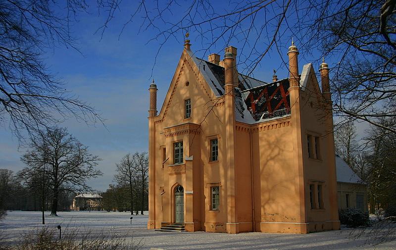 Branitzer Park bei Cottbus