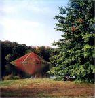 Branitzer Park Cottbus - die Wasserpyramide