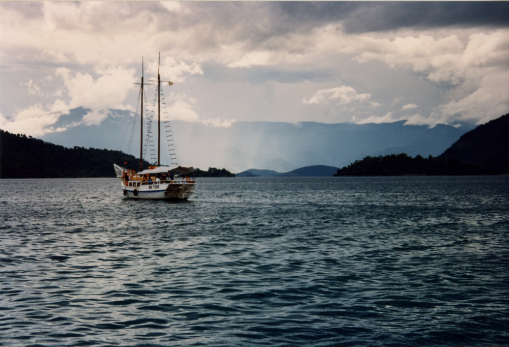 Brasile - isole tropicali Angra Dos reis