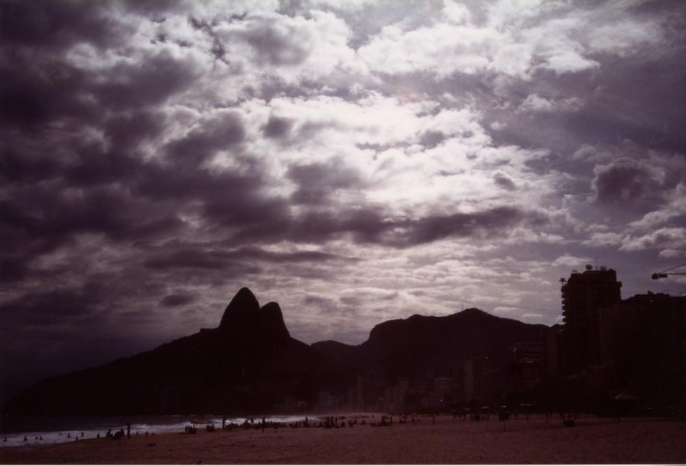 Brasile - spiaggia di Copacabana