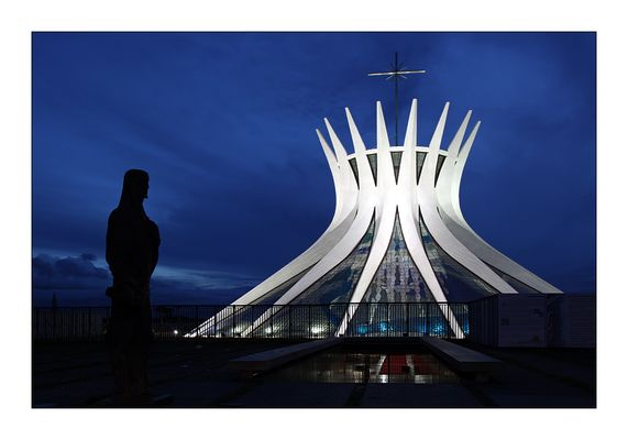 Brasilia Kathedrale