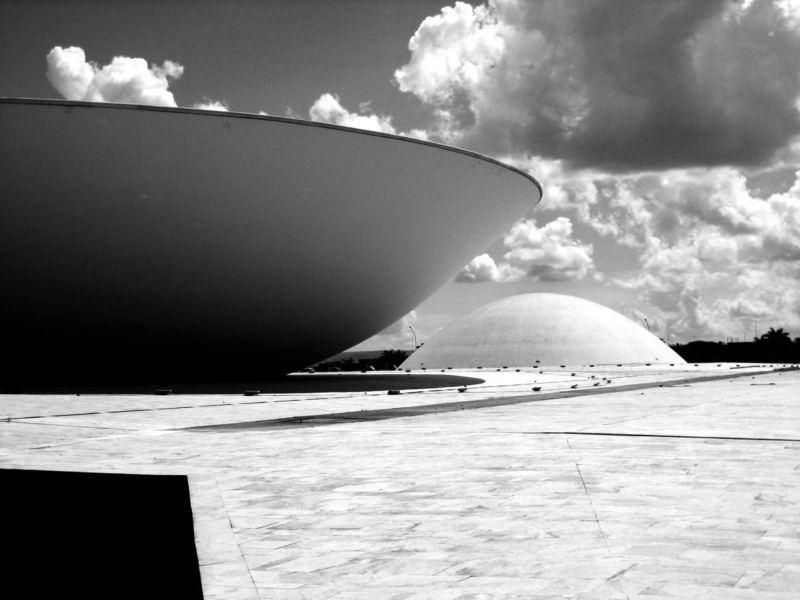 Brasilia - typisch unbrasilianisch