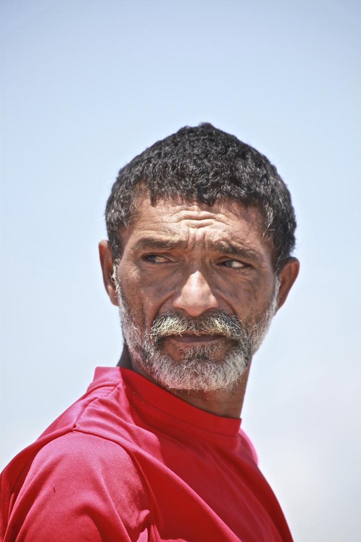 Brasilianischer Fischer