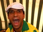Brasilien-Fan