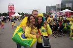 Brasilien hat es grad noch geschafft 2