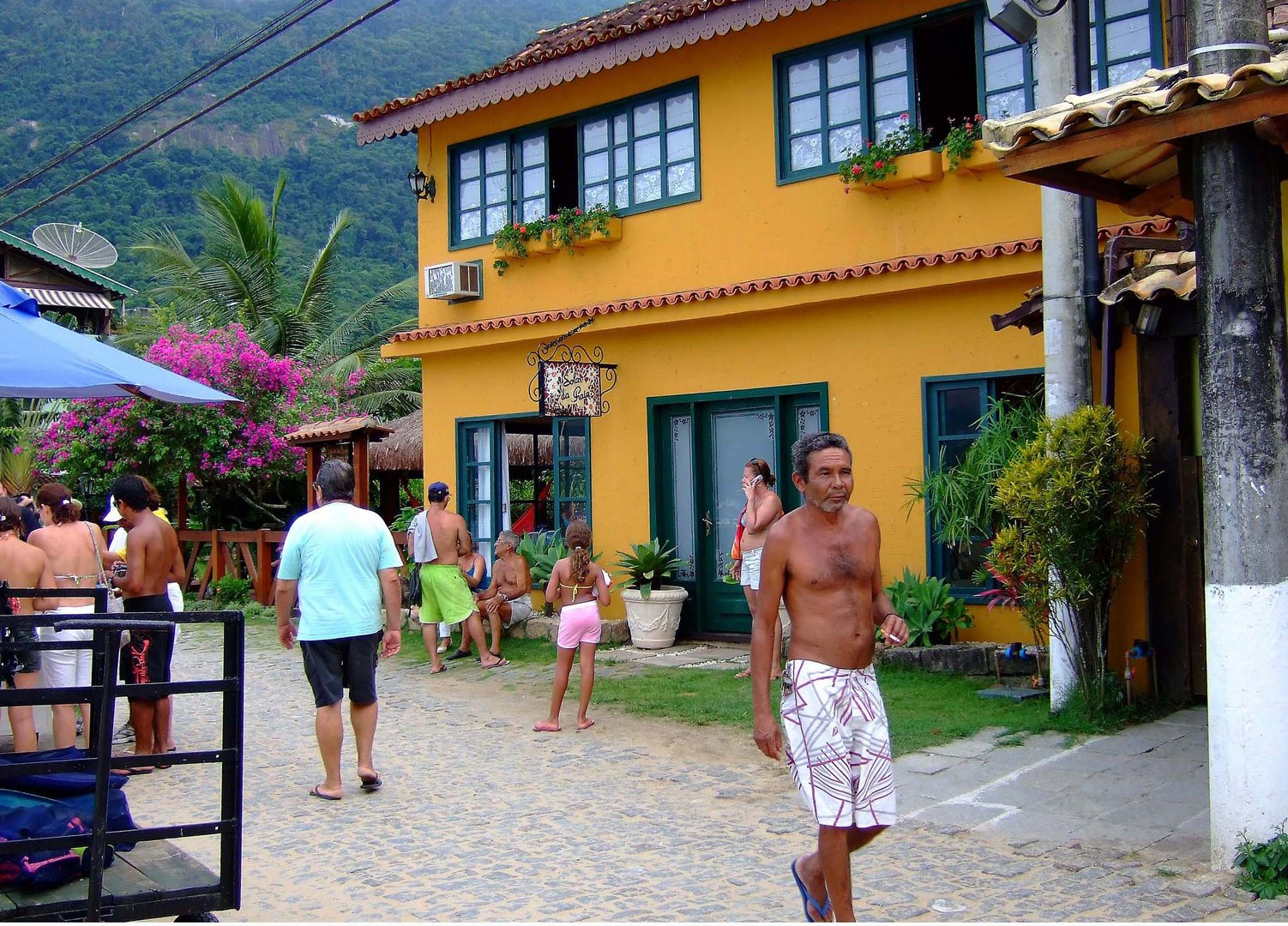 Brasilien - Ilha Grande