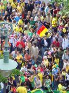 Brasilien ist Weltmeister-und ALLE feiern