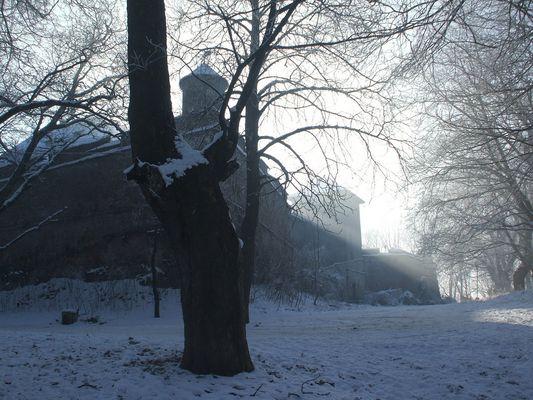 BRASOV (KRONSTADT)-Die alte Festung