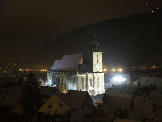 BRASOV (KRONSTADT)-Die Schwarze Kirche
