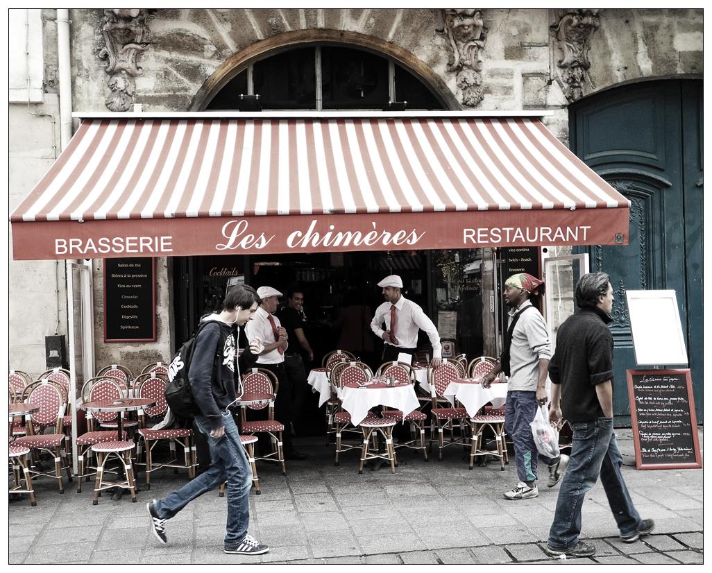 ...brasserie...