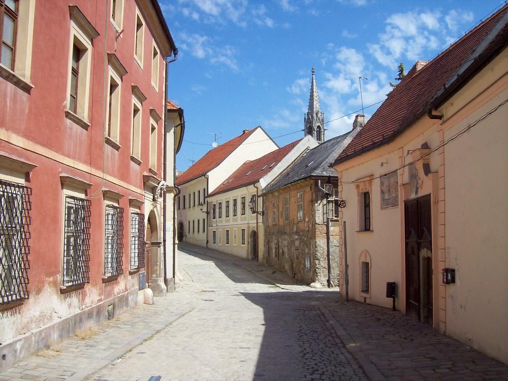 Bratislava la città vecchia