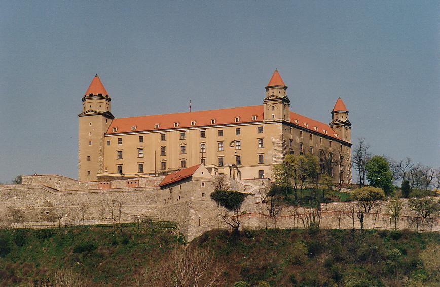 Bratislavaer Burg ( HRAD)