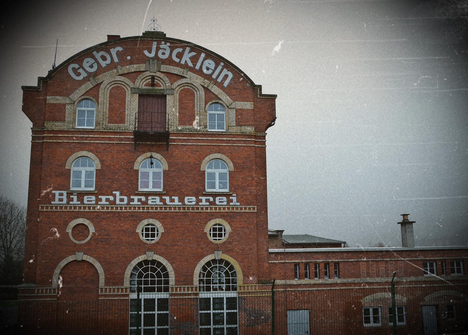 Brauerei Gebrüder Jäcklein