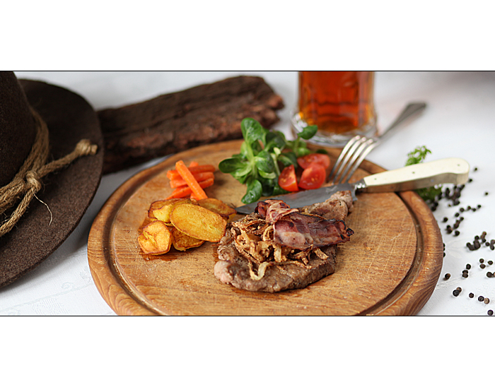 Braumeister Steak