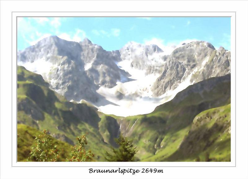 Braunarlspitze - Bregenzerwald