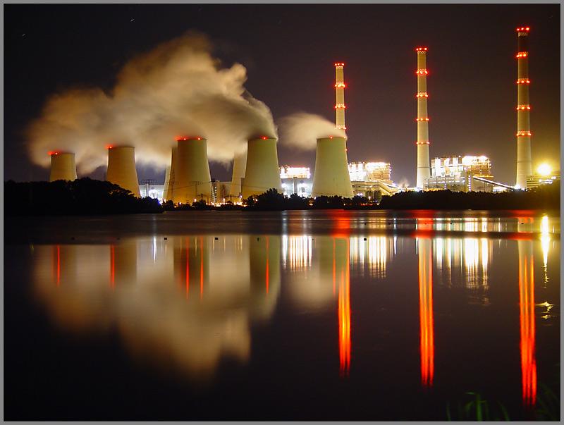 Braunkohle-Kraftwerk Jänschwalde