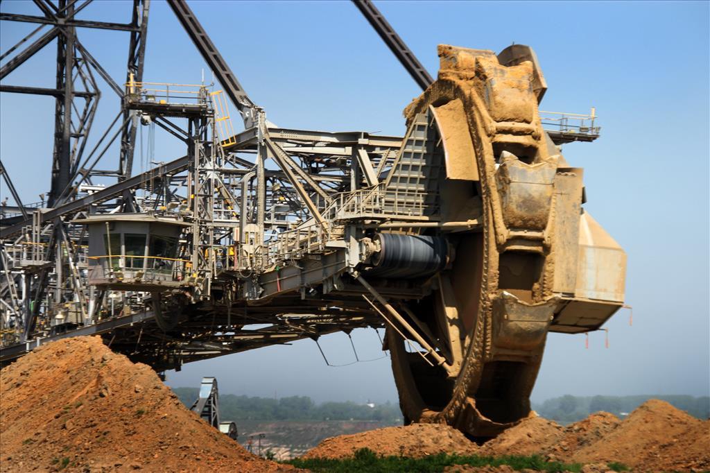 Braunkohlebergbau in NRW