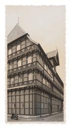 Braunschweig, Alte Waage, Fachwerkhaus #2