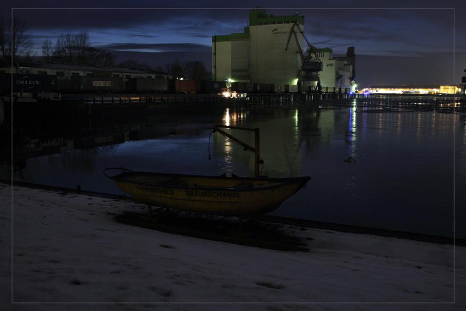 Braunschweig Hafen 1
