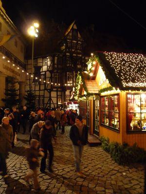 Braunschweig - Weihnachtsmarkt