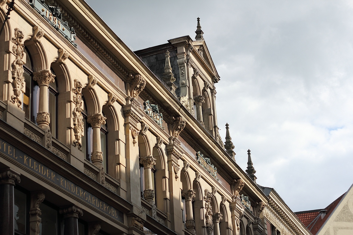 Braunschweiger Fassaden