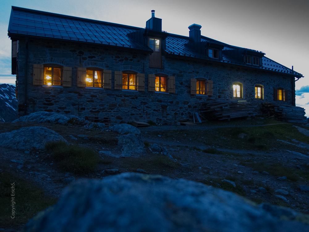 Braunschweiger Hütte, 2.759m im Ötztal