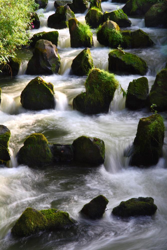 Brausendes Wasser