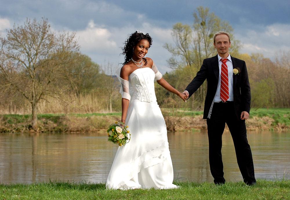 Braut im Glück