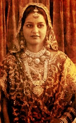 Braut in Chandigarh