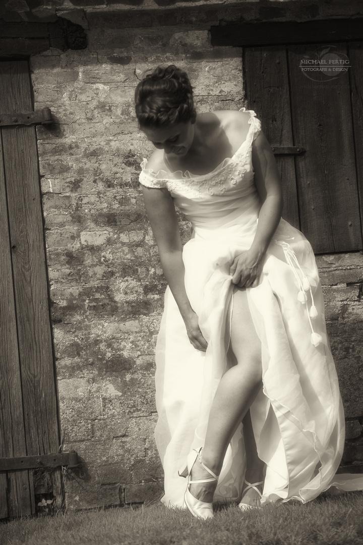 Braut mal alleine ...