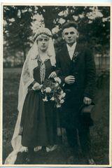 Brautmode - Wie Dazumal