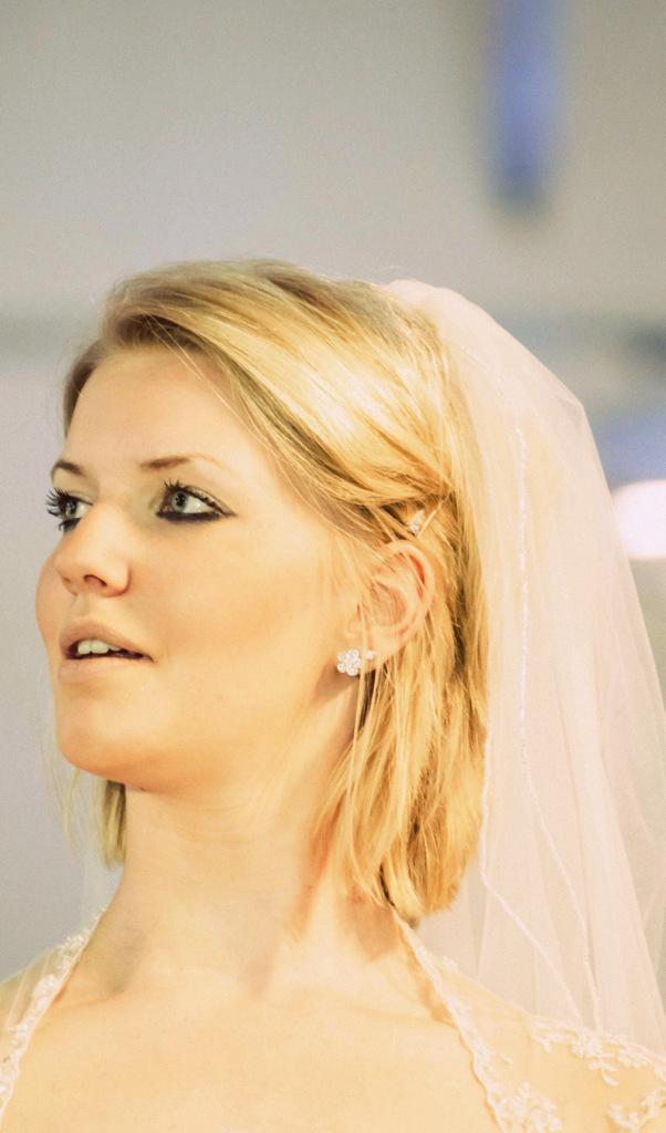 Brautmodevorstellung indoor