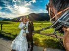 Brautpaar am Schliersee