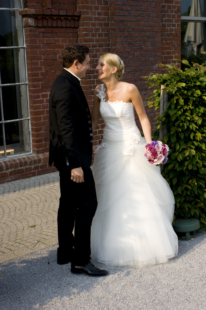 Brautpaar die 2