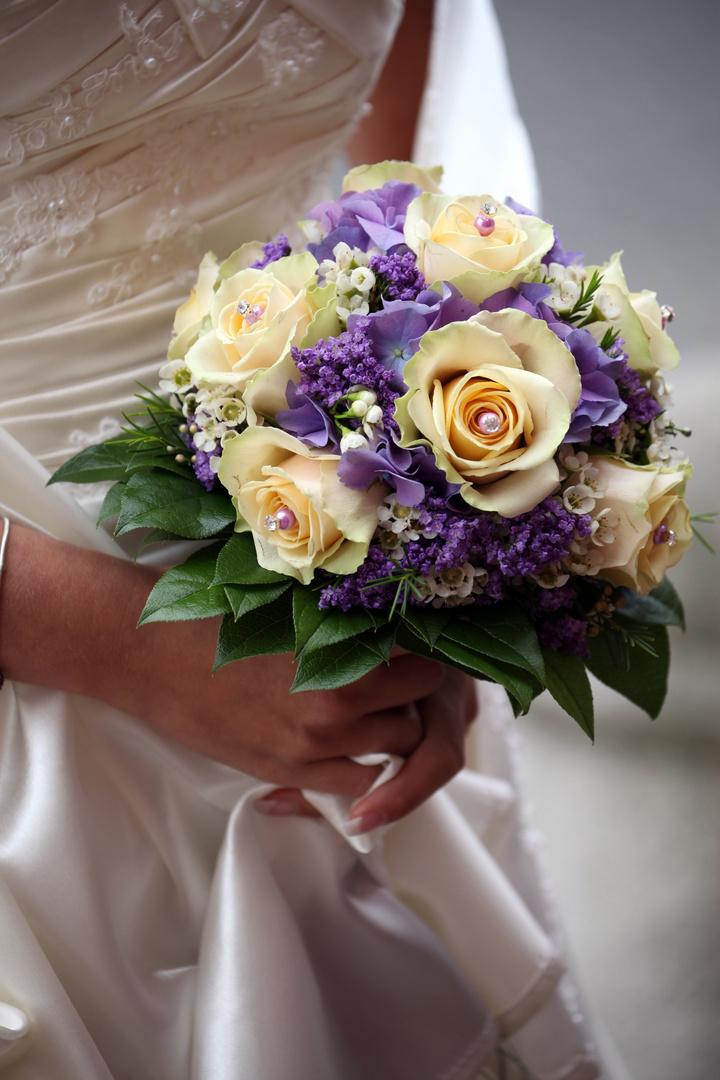 Brautstrauß 2011