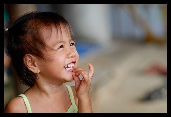 Brave Laos Girl II